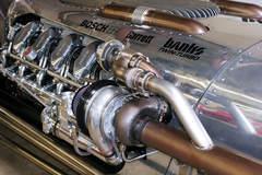Jay Leno's Tank Car - Turbocharged