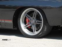 Forgeline SC3C Concave Wheel on Alex's Roadster Shop-Built Chevelle