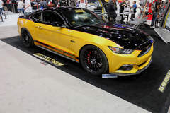 2015 Ford Mustang by Gibson Performance