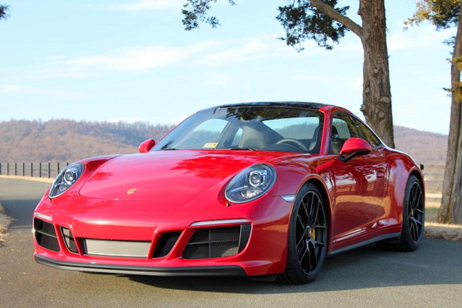 2018 Porsche 911 | Jim Shannon's 991 Porsche 911 GTS on Forgeline One Piece Forged Monoblock VX1R Wheels