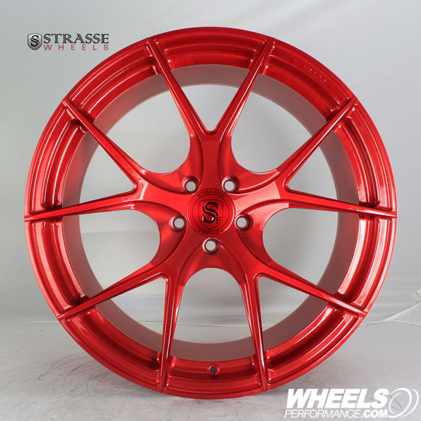 | Strasse Forged SM5R Deep Concave Monoblock