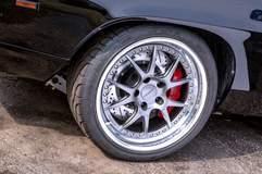 Torque Speed Automotive's '69 Camaro on Forgeline GA3 Wheels