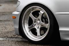 Jake's BMW e46 330ci on Forgeline RS3 Wheels