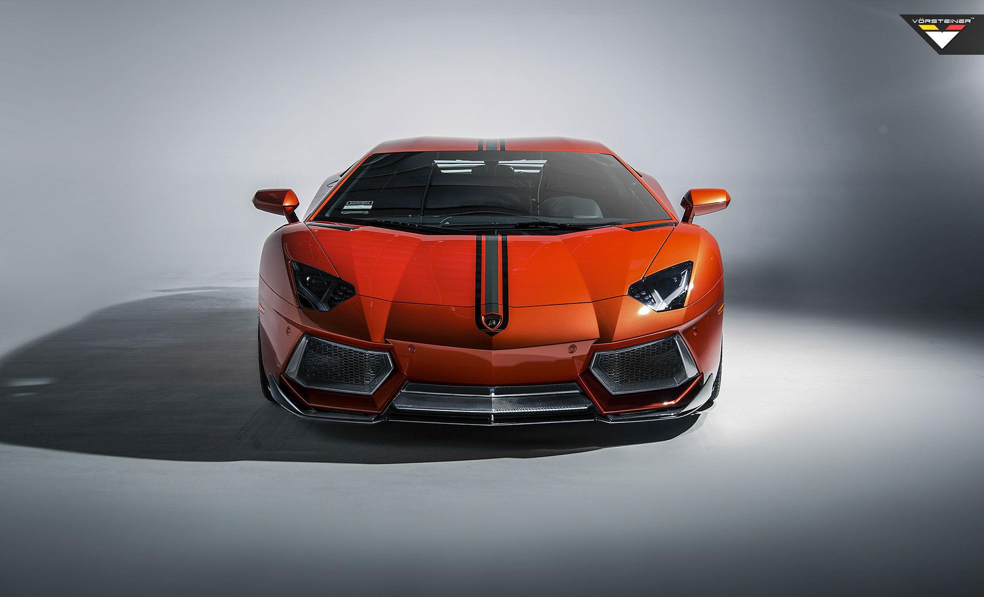 2014 Lamborghini Aventador | Vorsteiner AVENTADOR-V for the Coupe / Roadster