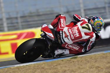 2014 Ducati 1199 PANIGALE | Chaz Davies