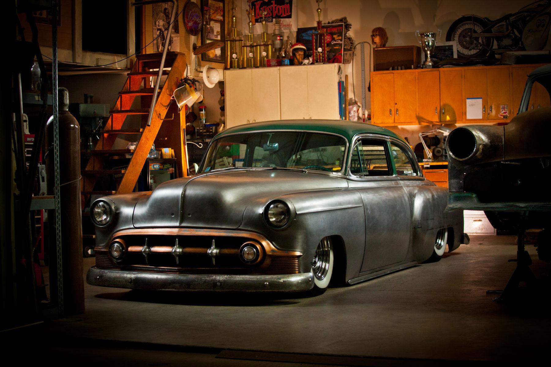 1953 Chevrolet  | Deadend '53 Chevy
