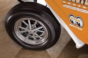 1957 Ford  | Galpin Gasser III Wheels