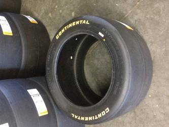 Continental Tires have a tough job!