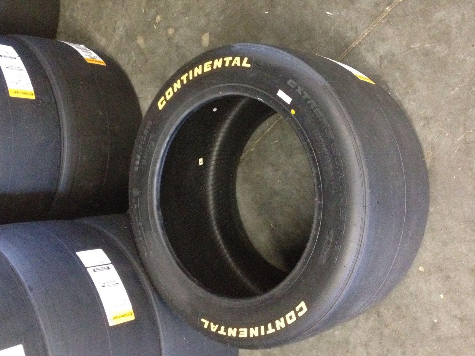 | Continental Tires have a tough job!