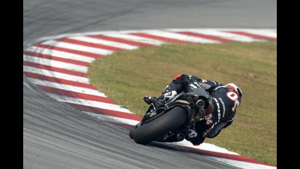 2014 Ducati 1000DS MULTISTRADA | 2014 MotoGP Testing - Sepang - Dovi