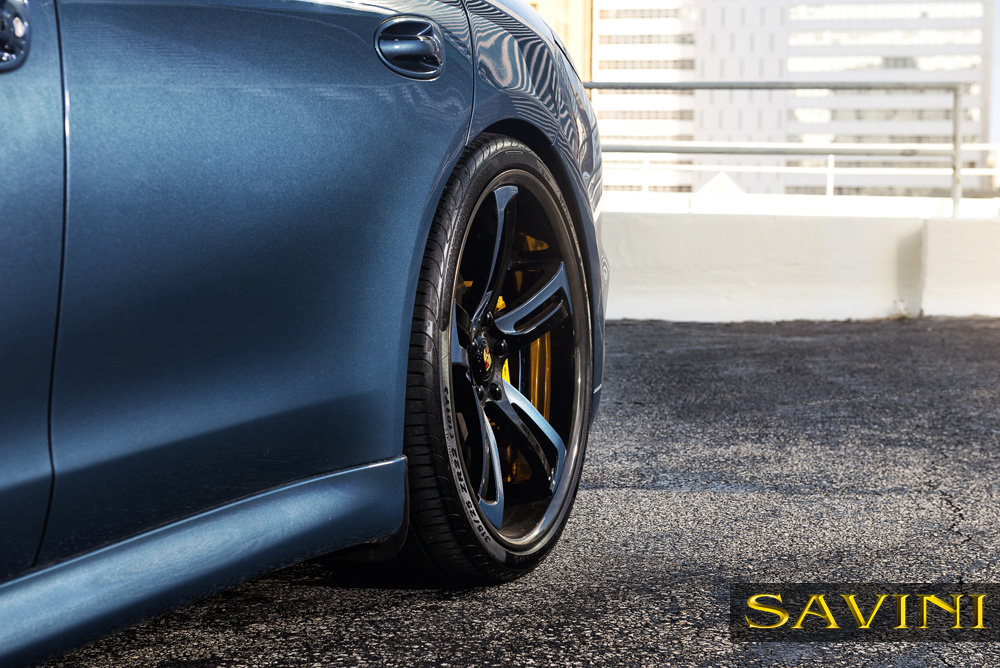 2012 Porsche Panamera | '12 Porsche Panamera by MC Customs