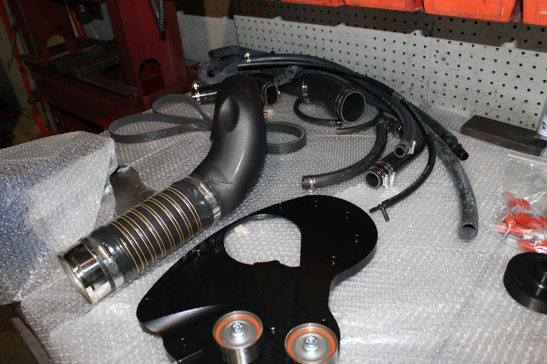 | Supercharged Dinan BMW e93 M3