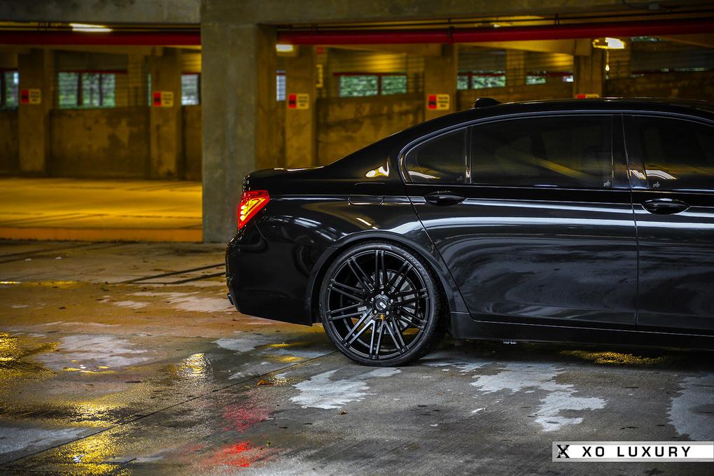 2013 BMW 7 Series | '13 BMW 750Li on XO Milan's