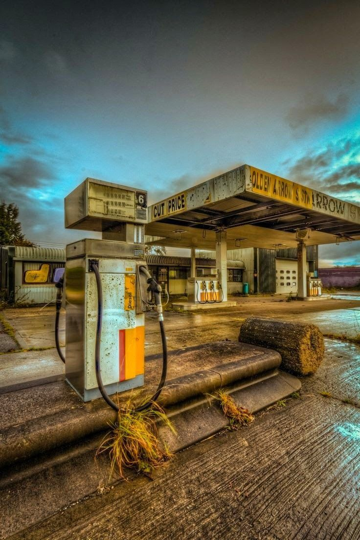   Diesel, Sometimes An Outcast At The Pumps