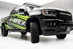 ZROADZ / T-Rex Grilles 2015 Colorado SEMA Build