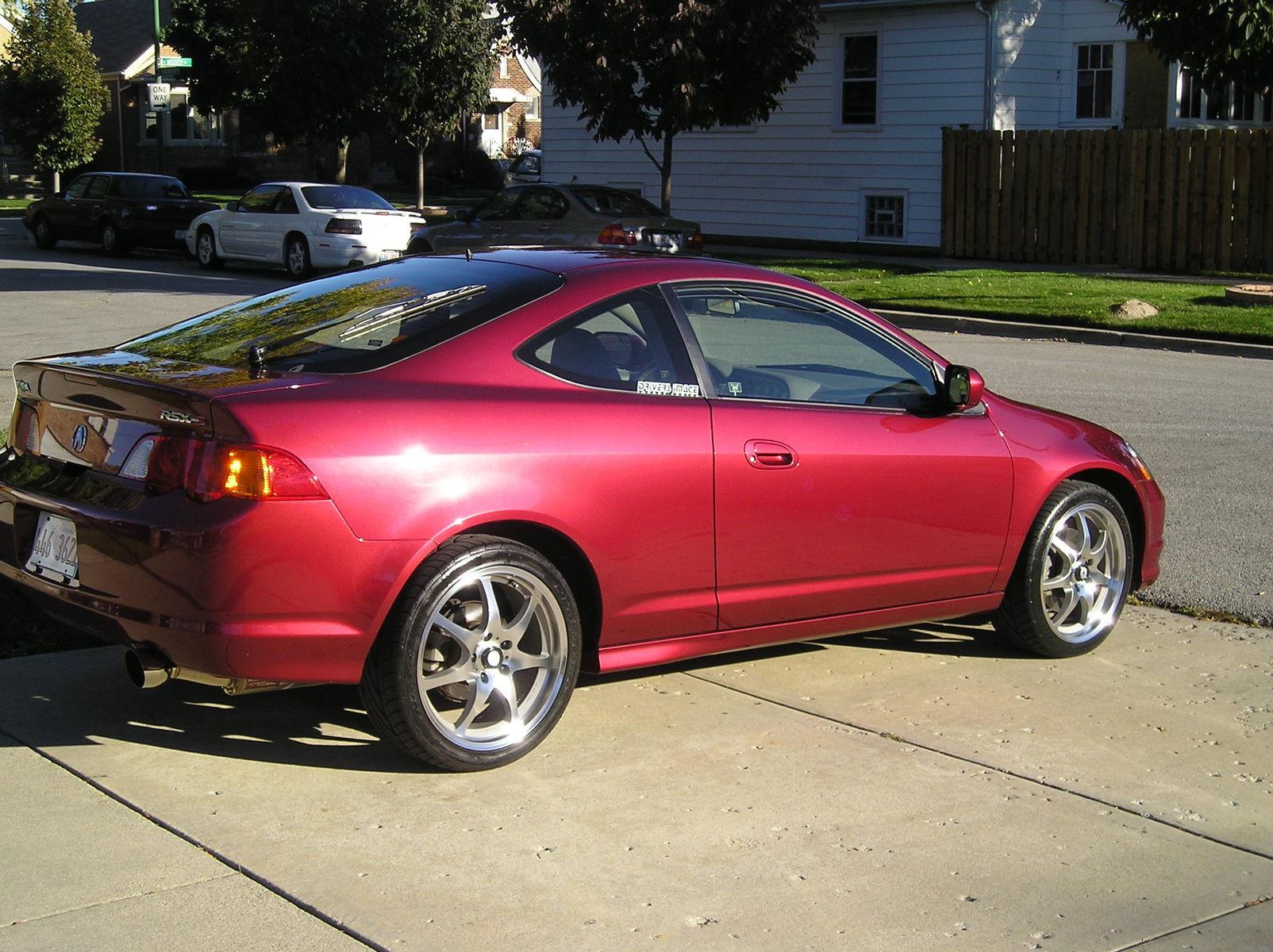 2003 Acura RSX   Acura RSX Type S