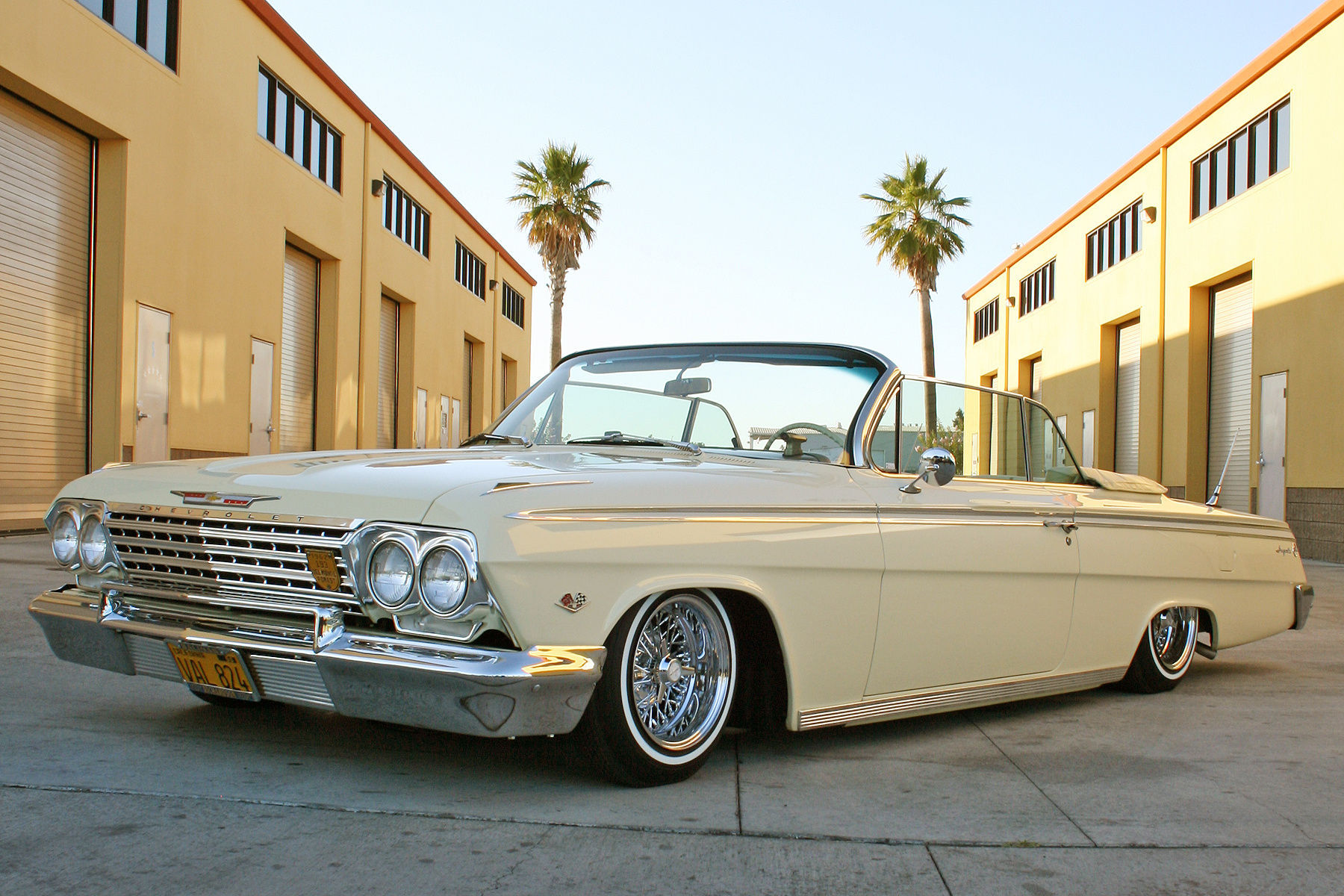 1962 Chevrolet Impala | Big Watcha's 1962 Impala Convertible