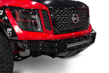 Nissan Titan XD - Venom R Front Bumper