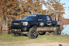 2014 Chevy Silverado Duck Commander - Drive Side Shot