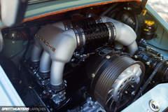 Singer 911 Engine