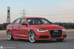 Quantum44 S4 - Audi A6