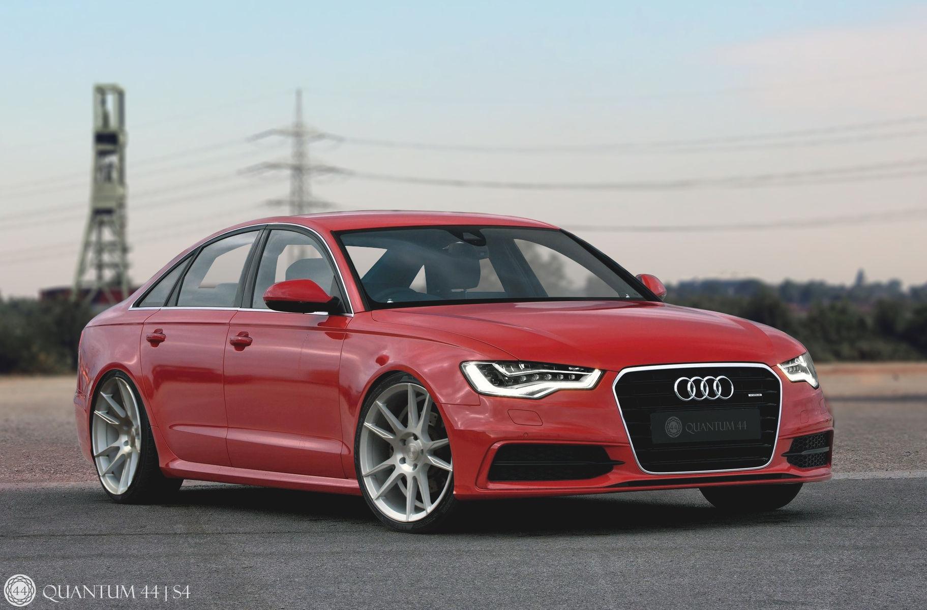 Audi A6 | Quantum44 S4 - Audi A6