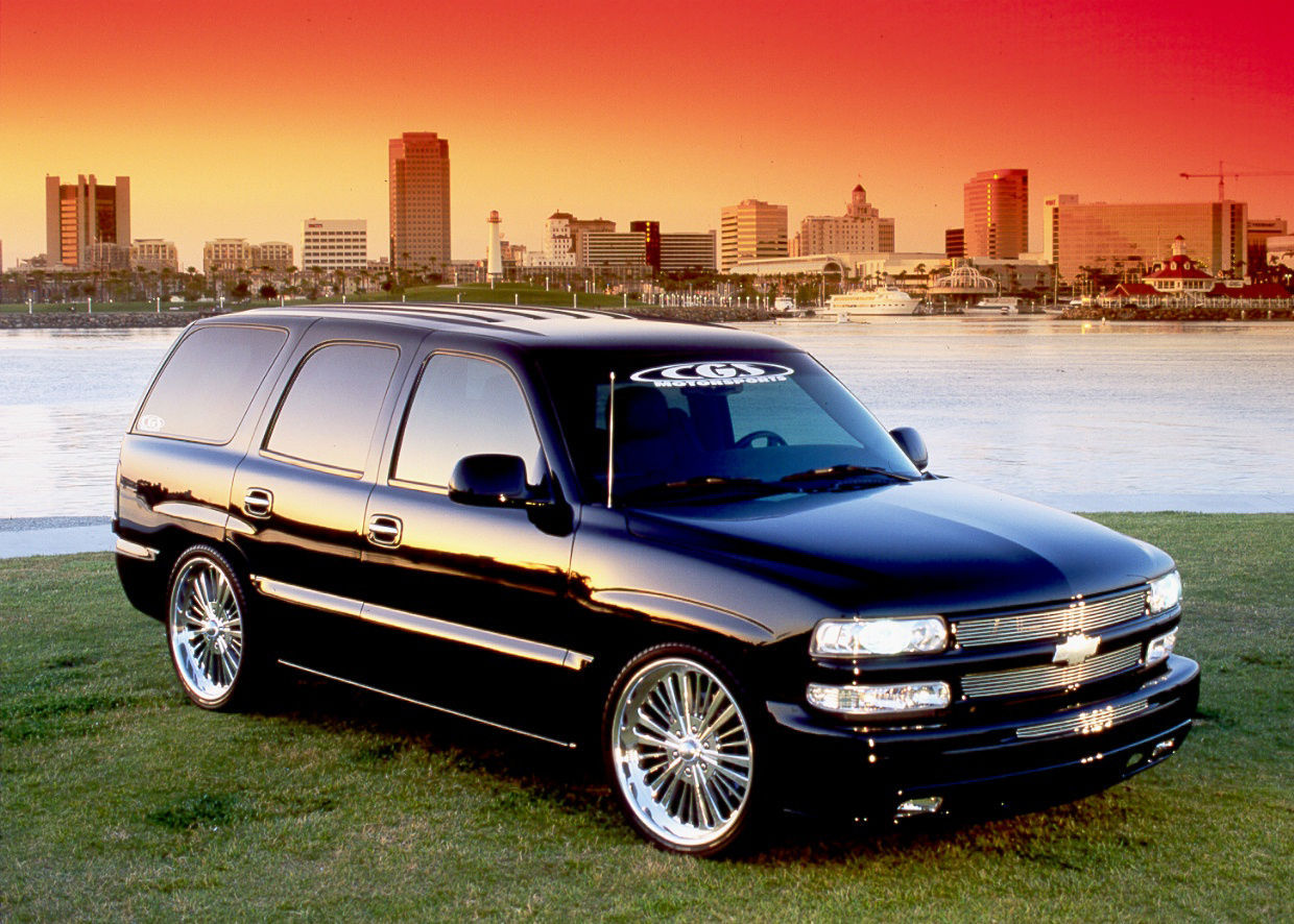 2003 Chevrolet Tahoe | 2003 Chevrolet Tahoe SEMA Project