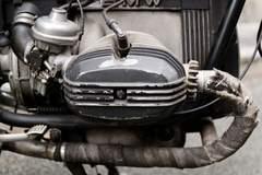 Nikolas Robin's BMW R100R