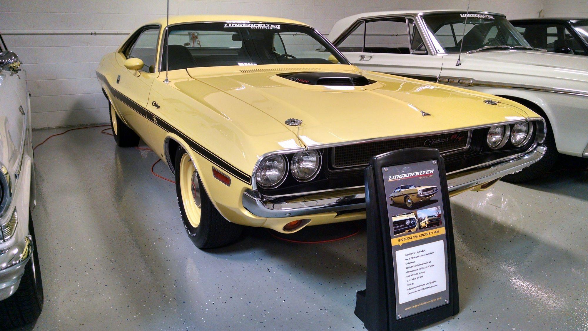 1970   | 1970 Dodge Challenger R/T Hemi