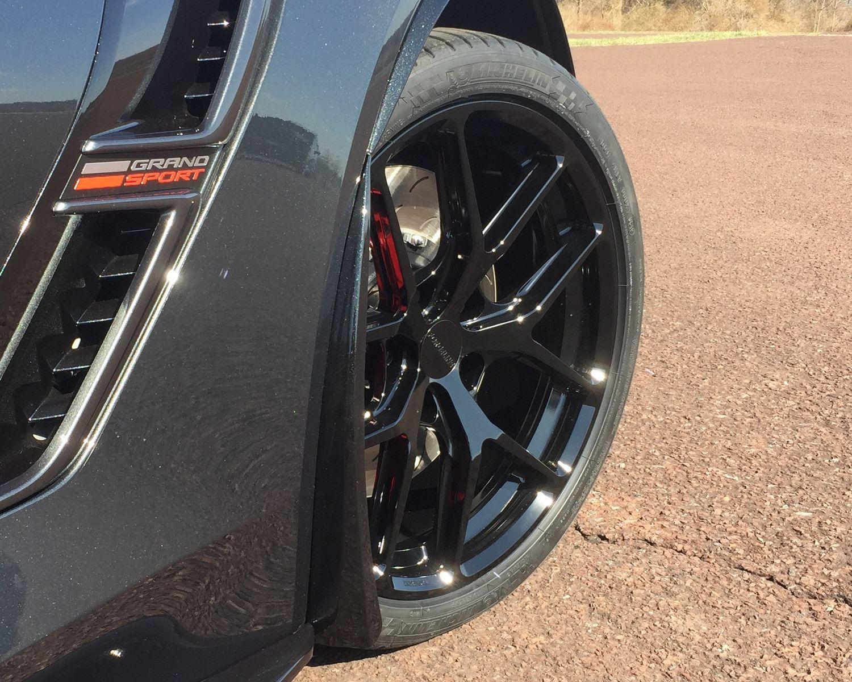 2019 Chevrolet Corvette | Ron Alfor's C7 Corvette Grand Sport on Forgeline One Piece Forged Monoblock VX1R Wheels