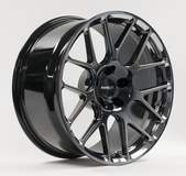 Forgeline SE1 in Black Chrome PVD