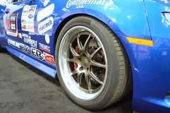 "Lingenfelter's ""L28"" Gen 5 Camaro on Forgeline GA3 Wheels"