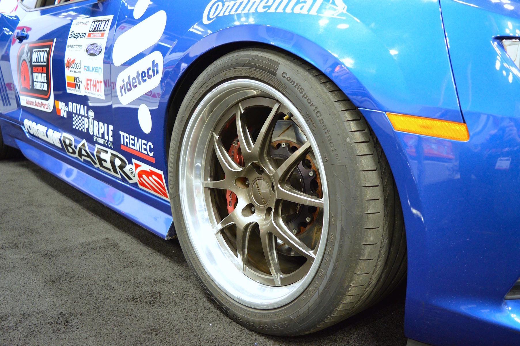 2010 Chevrolet Camaro | Lingenfelter's