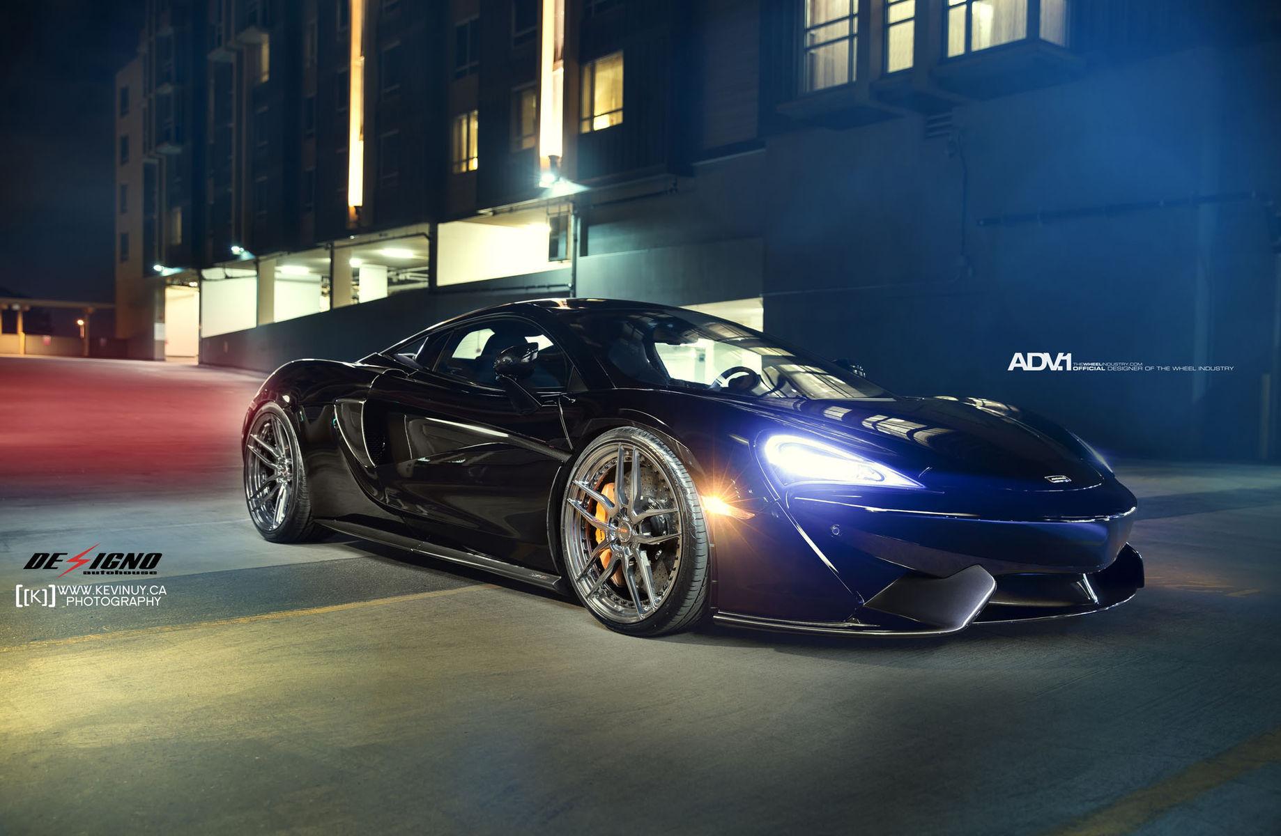 McLaren  | ADV.1 McLaren 570S