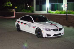 The Wrapped M4 - Right Front Quarter