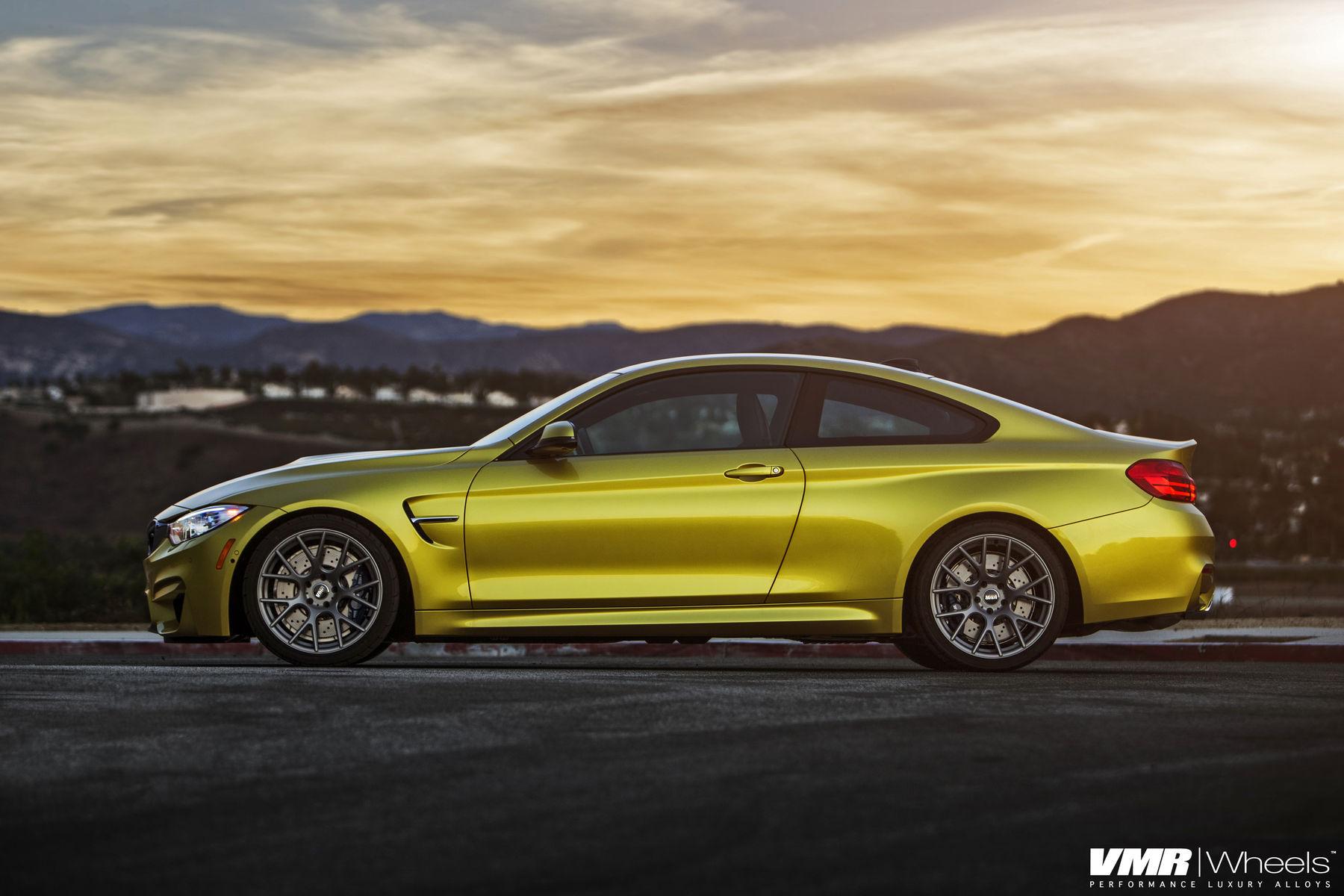 2014 BMW M4 | V810 Gunmetal 19