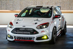 2015 Rally Innovations Ford Focus ST - Front Profile
