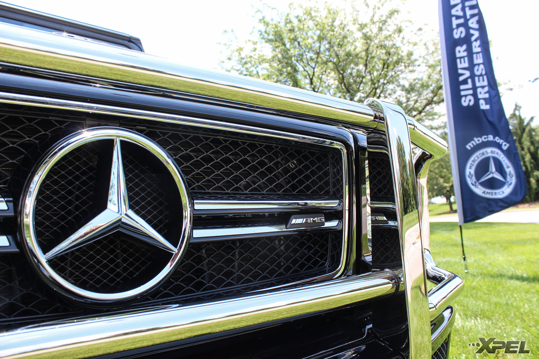 Mercedes-Benz G63 AMG | Close up of the G63 AMG