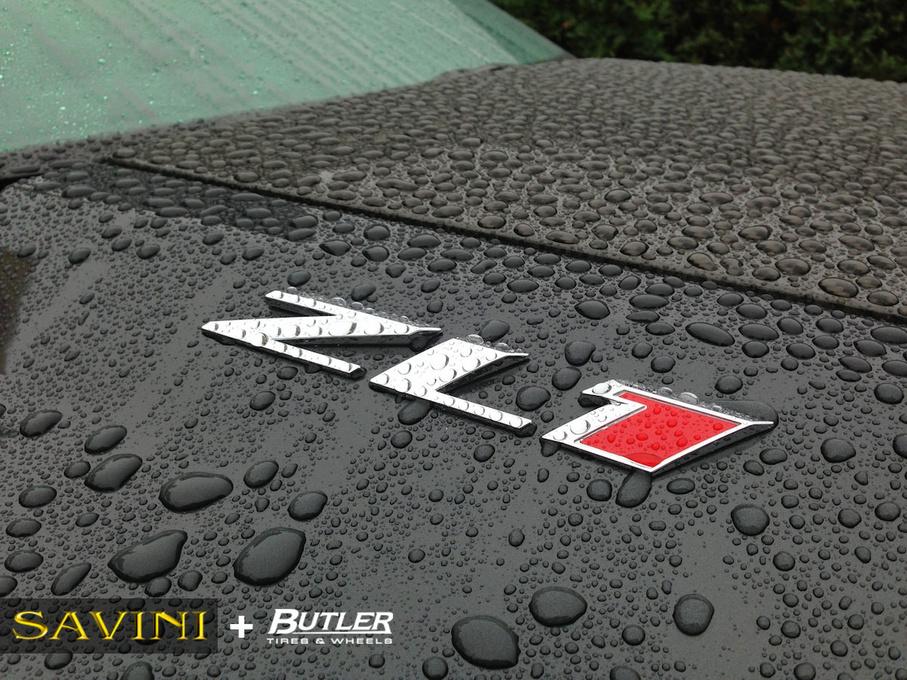 2013 Chevrolet Camaro | Camaro ZL1 in the Rain