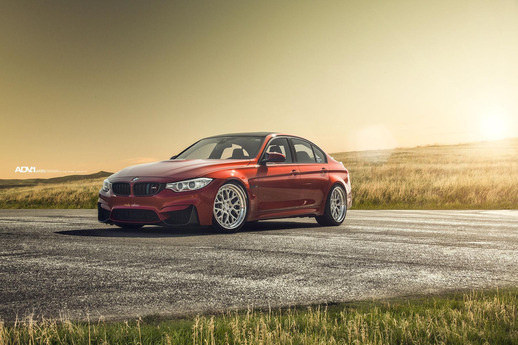 BMW M3   ADV.1 BMW F80 M3