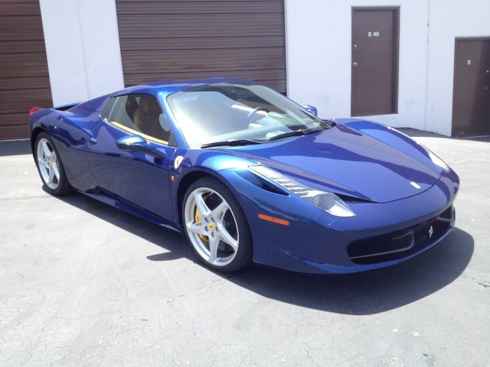 FIAT  | Ferrari with XPEL ULTIMATE