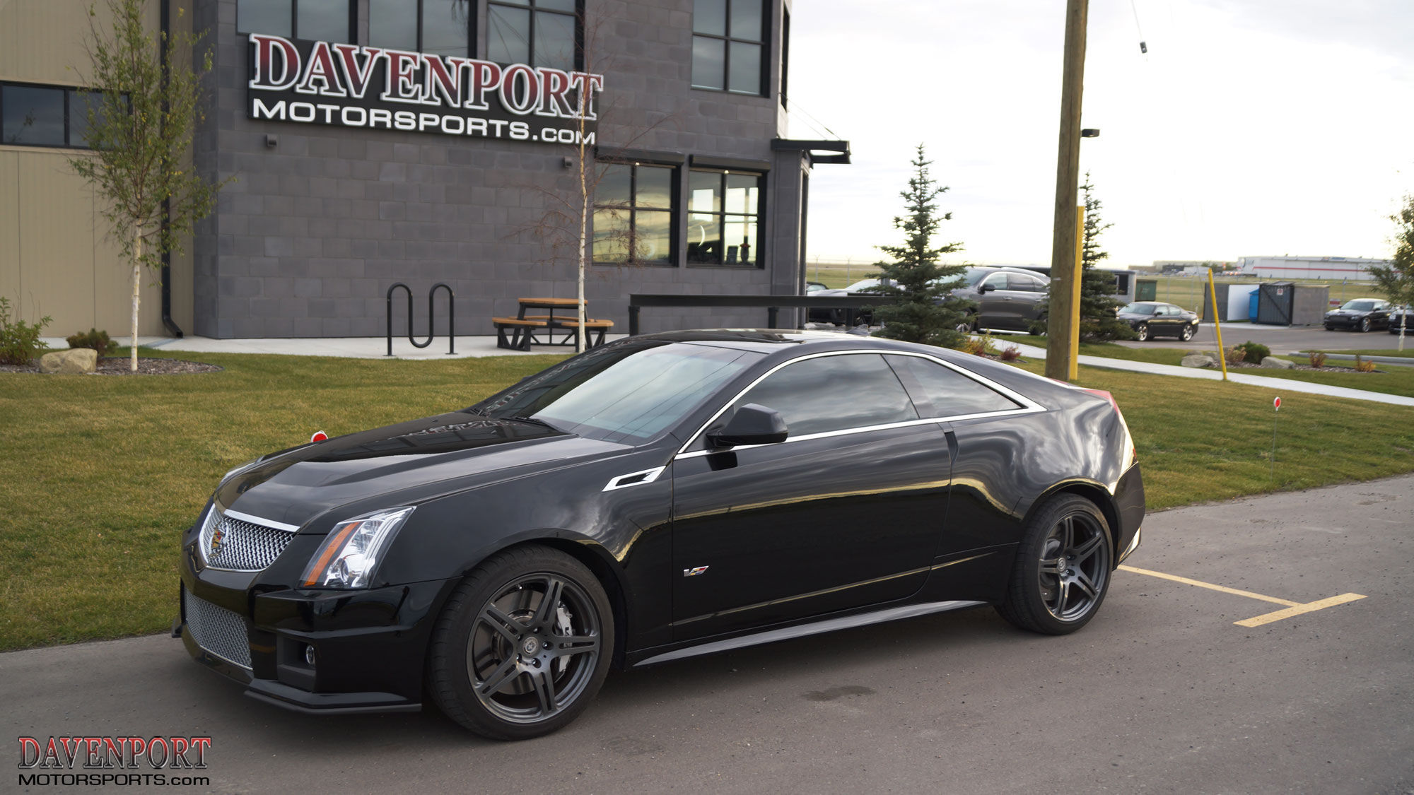 2011 Cadillac CTS-V Coupe | Stage 5 Cadillac CTS-V Coupe