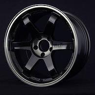 VOLKRACING TE37 SL Pressed Double Black