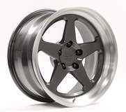 Forgeline FF3 in Graphite & Brushed