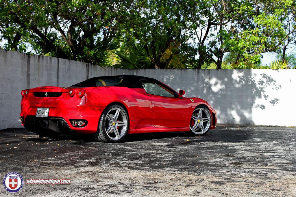 Ferrari F430 | Ferrari F430 on HRE P47SC