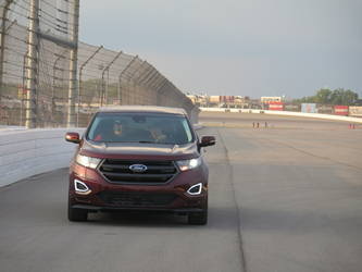 2015 Ford Edge | 2015 Webasto Ford Edge Test Drive
