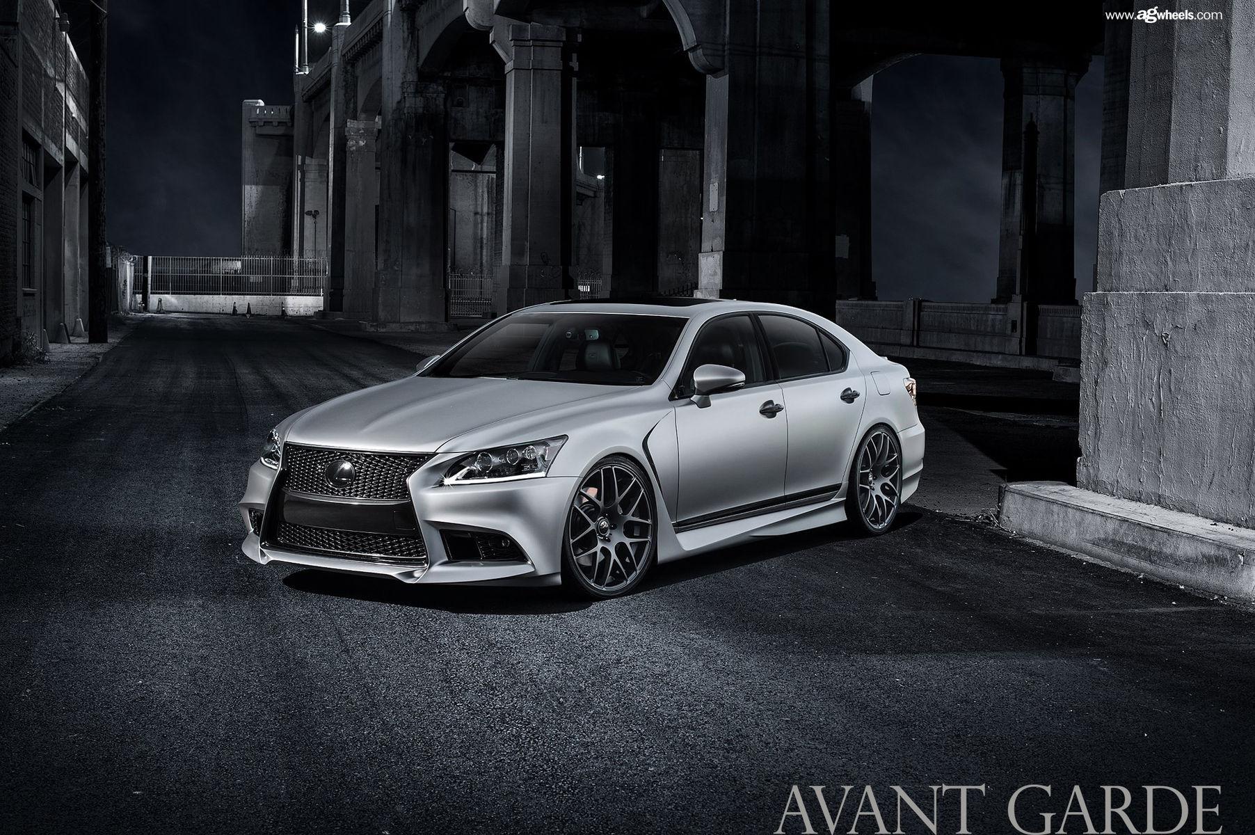 Lexus LS 460 | Lexus LS 460 F Sport