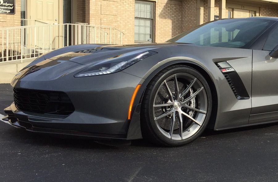 2015 Chevrolet Corvette Z06 |  Forgeline C7 Z06 on AR1 Wheels