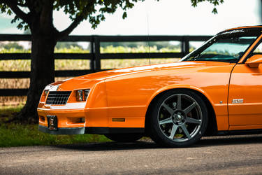 1987 Chevrolet Monte Carlo | Ron and Angela's '87 Chevrolet Monte Carlo on Forgeline One Piece Forged Monoblock CV1 Wheels