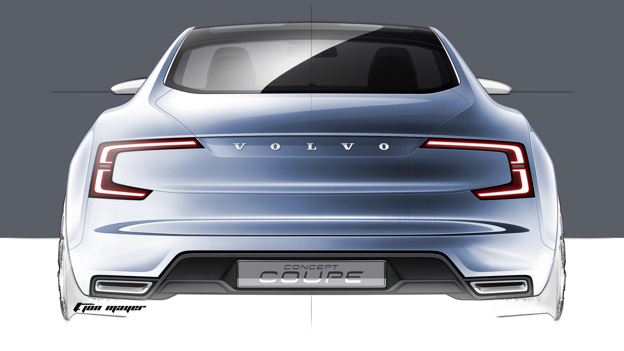 2016 Volvo Coupe | Concept Coupe